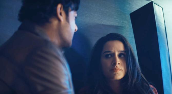 Shraddha Kapoor   Prabhas Starrer SAAHO Movie Stills  15