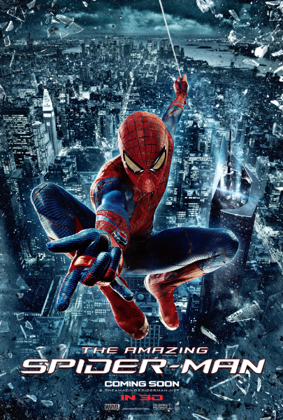 The Amazing Spider Man New Wallpaper
