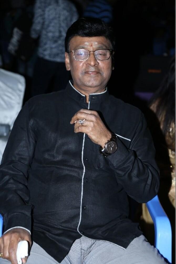 Santhoshathil Kalavaram Tamil Movie Audio Launch  10