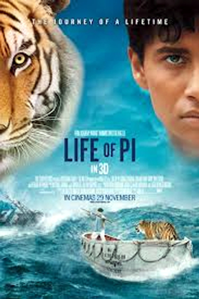 Life of Pi Movie First Look