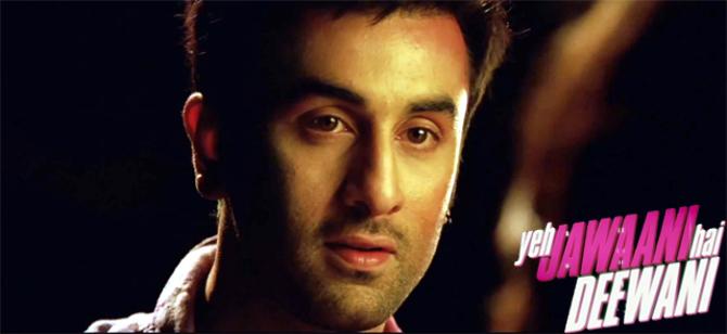 Ranbir Kapoor Yeh Jawaani Hai Deewani Movie Pic