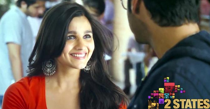 Alia Bhatt 2 States Movie Pic