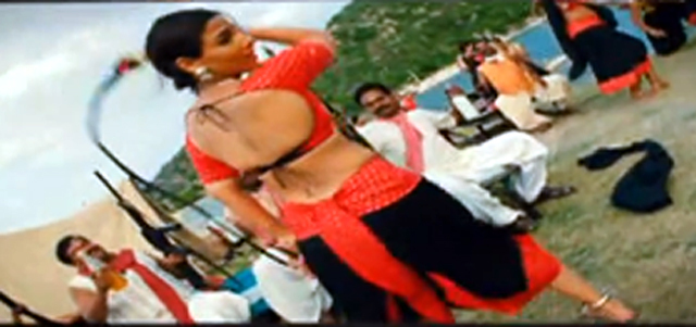 Vidya Balan Naka Muka Song The Dirty Picture Hot Pic
