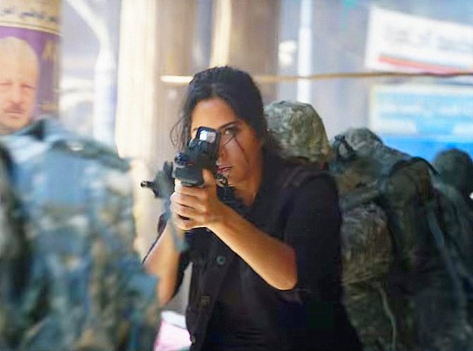 Katrina Kaif Tiger Zinda Hai Movie Stills  36