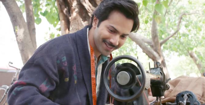 Varun Dhawan starrer Sui Dhaaga Movie Stills  18