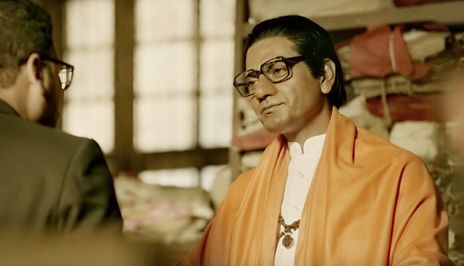Nawazuddin Siddiqui Starrer Thackeray Movie Photos  31
