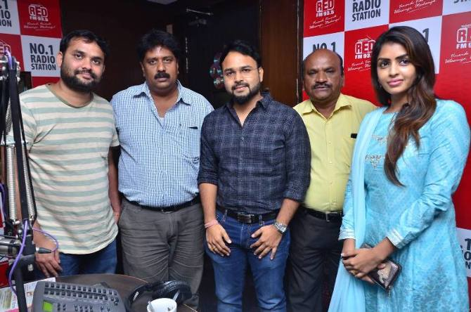 Oxygen Movie Song Launch at RedFm  15