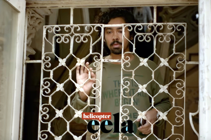 Tota Roy Chowdhury starrer Helicopter Eela Movie Stills  12