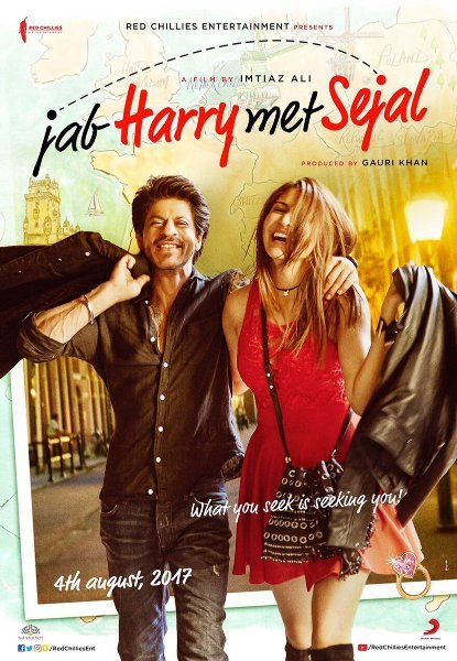 Jab Harry Met Sejal Latest Poster