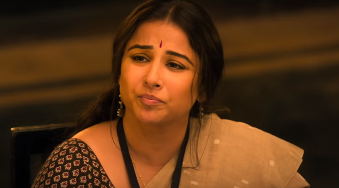 Vidya Balan starrer Mission Mangal Movie Photos  3