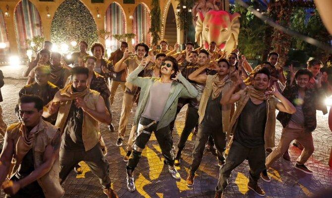 Riteish Deshmukh starrer Total Dhamaal Movie Song Pic