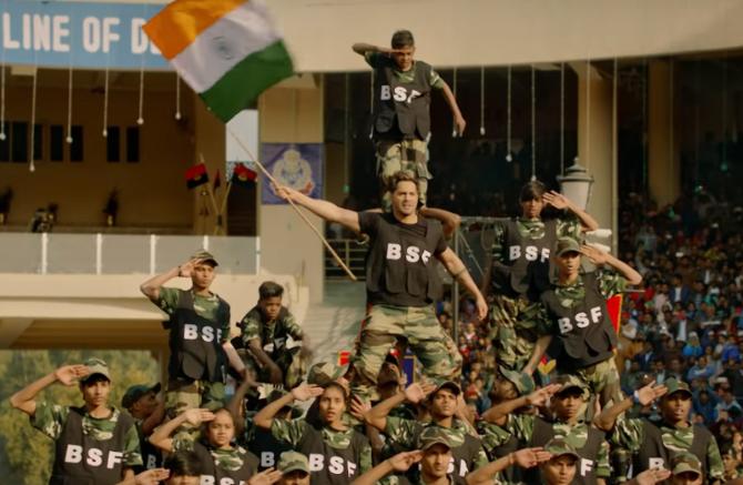 Varun Dhavan starrer Street Dancer 3D Movie Pics  14