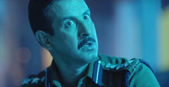 Ronit Roy Lucknow Central Movie Stills  10