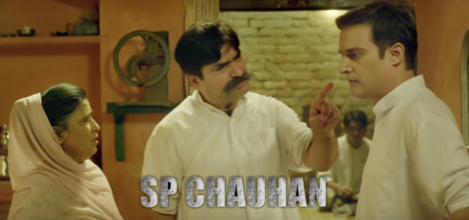 Jimmy Sheirgill   Yashpal Sharma starrer S P Chauhan Movie Photos  23