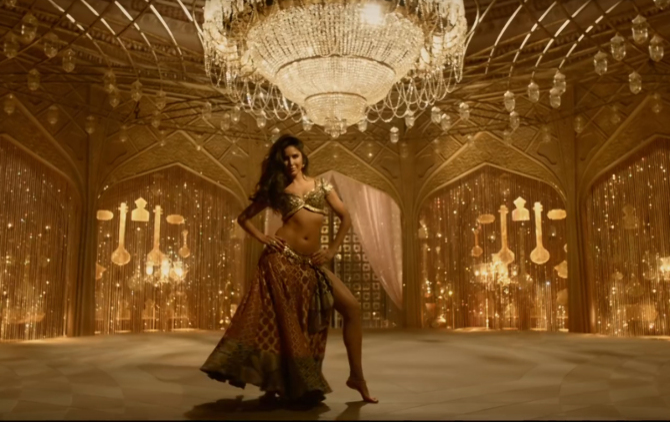 Katrina Kaif Thugs Of Hindostan Hindi Movie Photos  7