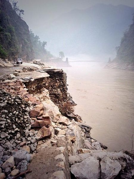 Disaster In Uttarakhand Photo