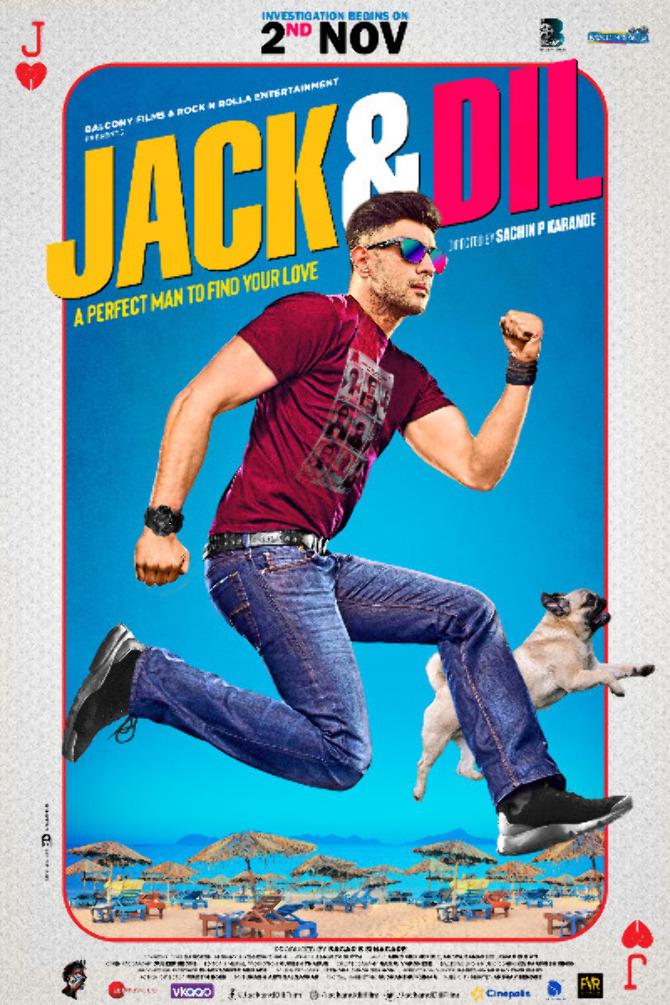 Dil Hindi Movie Poster  2