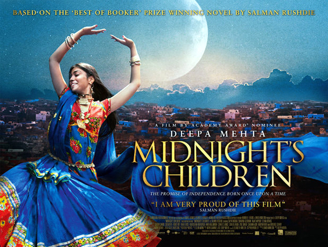 Midnights Children Movie Latest Poster