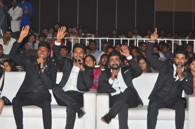 Shamantakamani   Movie Pre  release function Stills 44