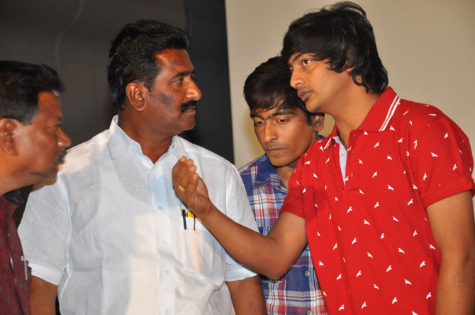 Kannayya Movie Audio Launch Stills   5