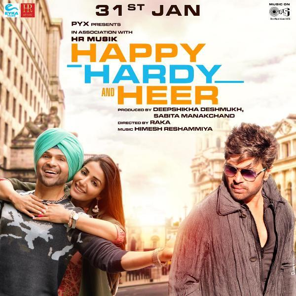 Happy Hardy And Heer starring Himesh Reshammiya in double role