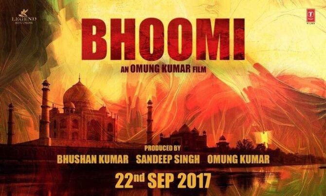Sanjay Dutt Movie Bhoomi