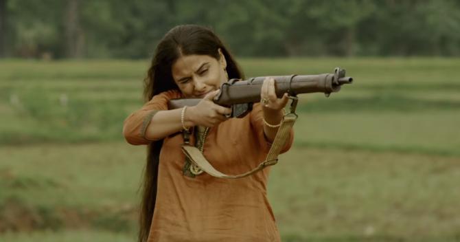 Vidya Balan Begum Jaan Movie Photos  35
