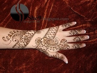 Latest and New indian and Irani Mehndi Design www