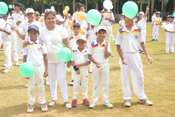 Cricket Pro World Talent League  Under 10  at Karamveer Sports Complex