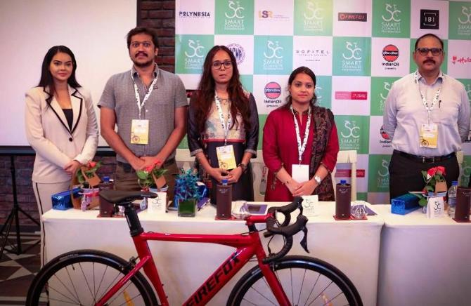 Smart Commute Foundation has taken a lead to make Mumbai the Bicycle capital of India