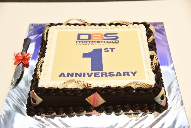 DBS 1st anniversary at Kanakia wall street Andheri Mumbai