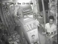 LIVE Robbery Caught on CCTV